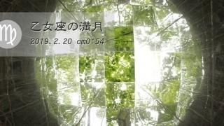 乙女座満月190220