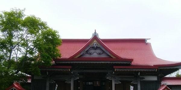 釧路厳島神社